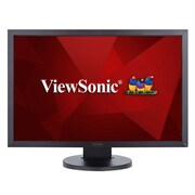 "ViewSonic® VG2438SM 24"" LED LCD Monitor, Black"