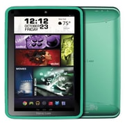 "Visual Land® Prestige Elite 8Q ME-8Q-8GB-GRN 8"" Tablet, 16GB, Android 4.4 KitKat, Green"