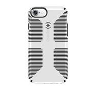 Speck® CandyShell® Grip Case for iPhone 7, Black/White (79239-1909)