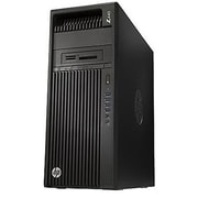 HP® Z440 Mini-Tower Workstation, Intel Xeon E5-1630 v4, 1TB, 8GB, Windows 10 Pro 64, Jack Black (X2D82UT#ABA)