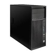 HP® Z240 Tower Workstation, Intel Core i7-6700K, 256GB SSD, 16GB, Windows 10 Pro 64, Black