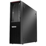 Lenovo® ThinkStation P310 Series 30AV000DUS Workstation, Intel Xeon E3-1245 v5, 256GB SSD, 8GB, Windows 10 Pro 64, Black