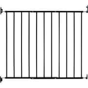 KidCo® Safeway® Top of Stair Baby Safety Gate, Black (G2001)