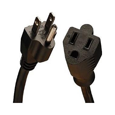 Tripp Lite Standard Power Extension Cord, 25' (P024-025-13A)