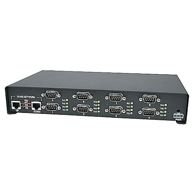 Comtrol® DeviceMaster 8MB RAM 4MB Flash ARM 44 MHz Processor Rack Mountable Server, 99465-7