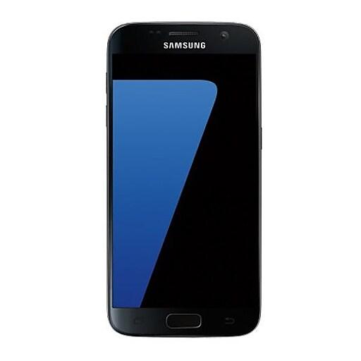 Samsung Galaxy S7 Unlocked Smartphone, 32GB, Black Onyx (SM-G930U)