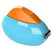 Baby Comfy Care™ Deluxe Safety Nail Clipper, Blue/Orange (BCNAIL)