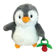 RaZbaby® RaZ-Buddy and Teether, Ethan Penguin (909-EPP)