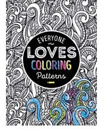 Bendon Adult Coloring: Everyone Loves Coloring Patterns
