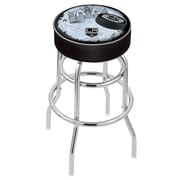 Holland Bar Stool NHL 30'' Swivel Bar Stool; Los Angeles Kings