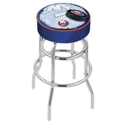 Holland Bar Stool NHL 30'' Swivel Bar Stool; New York Islanders
