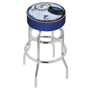 Holland Bar Stool NHL 30'' Swivel Bar Stool; St Louis Blues
