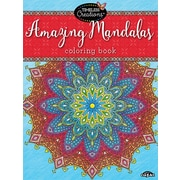 "Timeless Creations ""Amazing Mandalas"" Coloring Book"