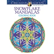 Creative Haven: Snowflake Mandalas
