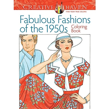 Creative Haven: Fabulous Fashions of the 1950's