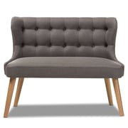 Wholesale Interiors Alessia Upholstered Bench