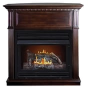 KozyWorld Lincolnshire Intermediate Gas Fireplace