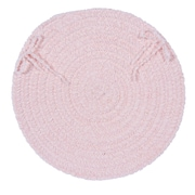 Colonial Mills Spring Meadow Dining Chair Cushion; Blush Pink