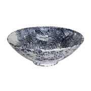 Donny Osmond Blue/White Ceramic Bowl