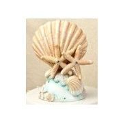 FashionCraft Life's a Beach Centerpiece and Cake Topper