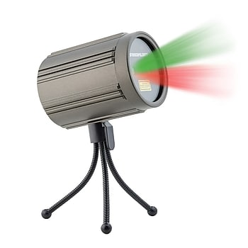 Red Green Snowflakes & Trees Laser Projection Light