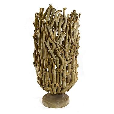 SheasWildflowers Driftwood Vase