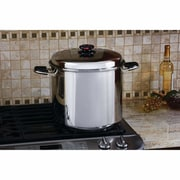 Chef's Secret Precise Heat 24 Quart Stock Pot w/ Lid