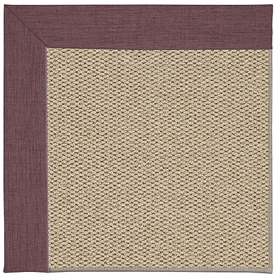 Capel Inspirit Champagne Machine Tufted Bluebell/Beige Area Rug; Rectangle 3' x 5'