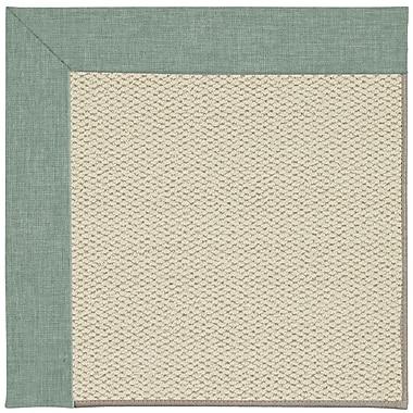 Capel Inspirit Linen Machine Tufted Reef/Beige Area Rug; Rectangle 3' x 5'