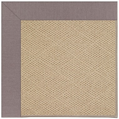 Capel Zoe Machine Tufted Evening/Brown Indoor/Outdoor Area Rug; Rectangle 12' x 15'