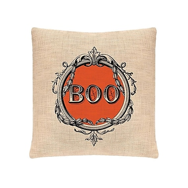 Heritage Lace Halloween Frames Pillow Cover