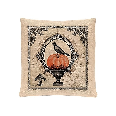Heritage Lace Vintage Halloween Pillow Cover