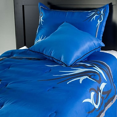 Rizzy Home Kids Tattoo Comforter Set; Full / Queen