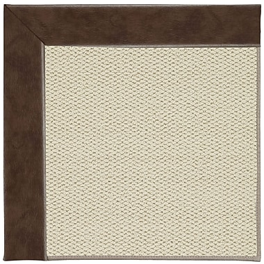 Capel Inspirit Machine Tufted Burgundy Area Rug; Rectangle 12' x 15'