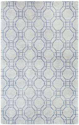 Capel Cococozy Hoop Hand Knotted Area Rug; 8' x 11'