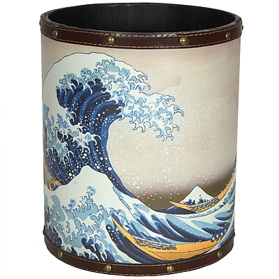 Oriental Furniture Great Wave Off Kanagawa 2.9
