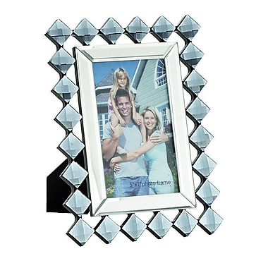 Cole & Grey Wood/Mirror Picture Frame