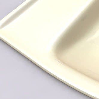 American Standard Cadet 1.6 GPF Elongated Two-Piece Toilet; Bone