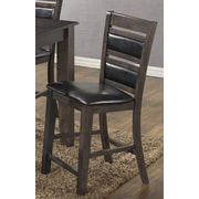 Best Quality Furniture 24'' Bar Stool (Set of 2)