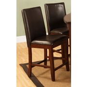 Best Quality Furniture 22'' Bar Stool (Set of 2)