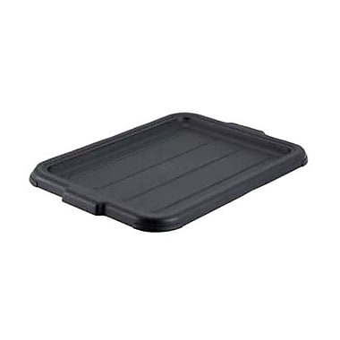 Winco Black Dish Box Cover, 12/Pack (PL-57K)