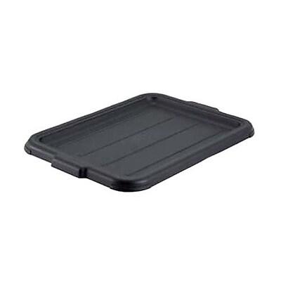 Winco Black Dish Box Cover, 12/Pack (PL-57K)