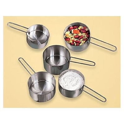 American Metalcraft 1 Cup Measuring Cup, Stainless Steel (MCW10)