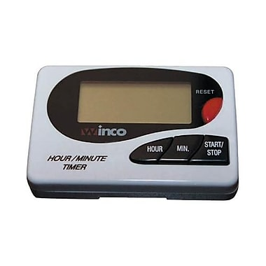 Winco 20 Minute Digital Timer, Multicolor, 3.2