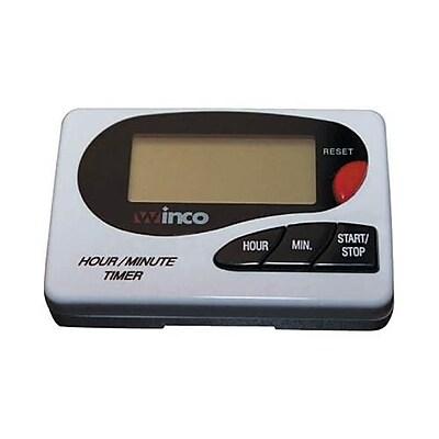 Winco 20 Minute Digital Timer, Multicolor, 3.2
