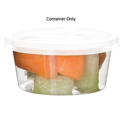 Eco-Products 5 Oz. Round Deli Container, 1-11/16
