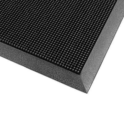 Cactus Mat Co. Fingertop Mat, Black, 2' x 2 3/4' (35-2432)