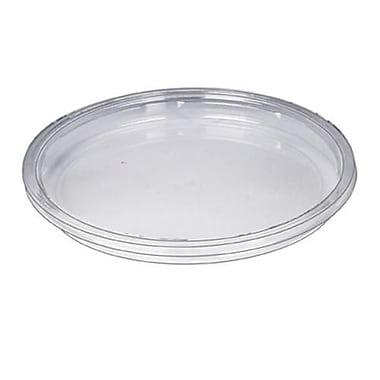 Eco-Products 8-32 Oz. Round Deli Container Lids, White, 500/Pack (EP-RDPIFLID)