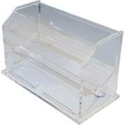 Winco Clear Straw Dispenser (ACSD-712)