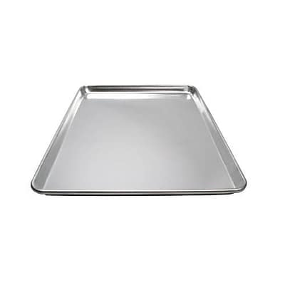 Winco Two-Third Size Aluminum Sheet Pan, 12/Pack (ALXP-1622)